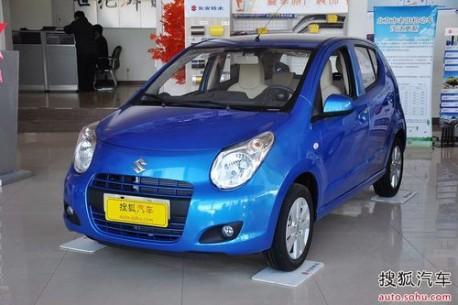 Suzuki Alto in China