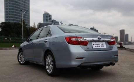 Toyota Camry HEV