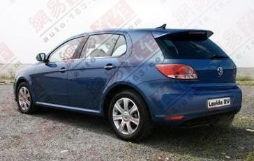 Volkswagen Lavida hatchback