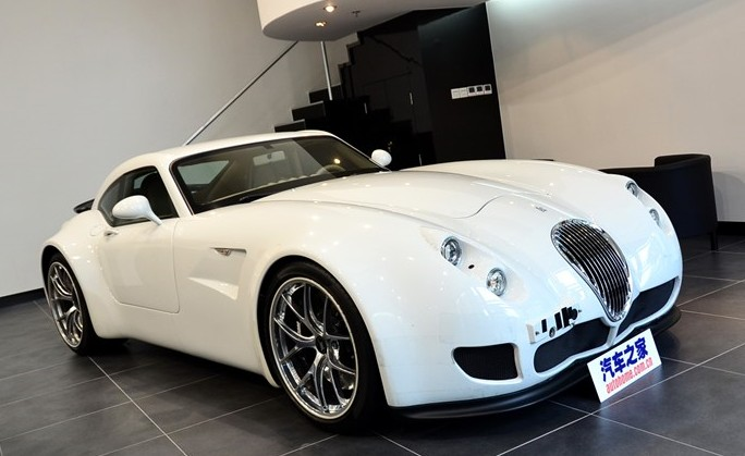 Wiesmann MF4 & MF5 launched on the Chinese car market - CarNewsChina.com