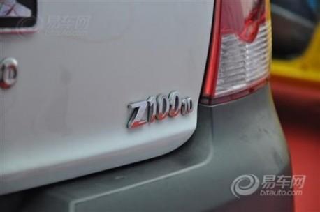 Zotye Z100