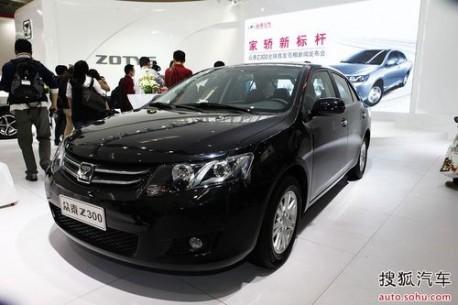 Zotye Z300 Archives China Auto News