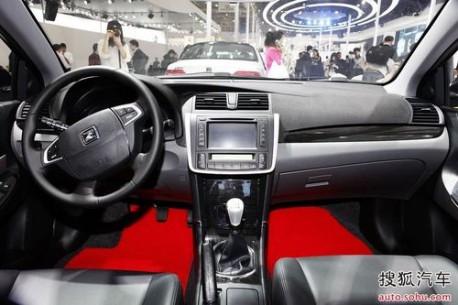 Zotye Z300 Gets A Price In China China Auto News