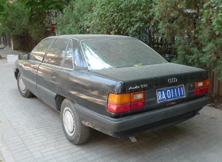 FAW-Volkswagen Audi 100