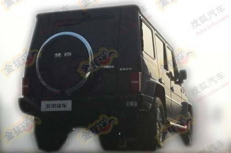 Beijing Auto B80VJ