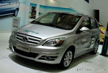 Beijing Auto E150EV