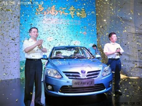 Chang'an Yuexiang V3