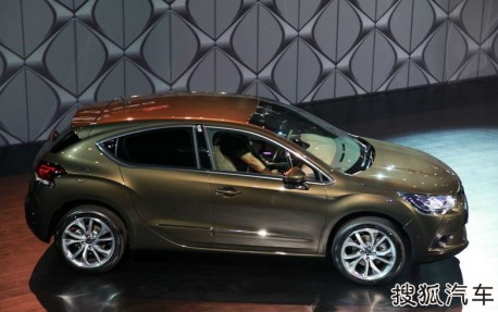 Citroen DS4 & DS5 hit the Chinese car market