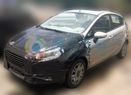Ford Fiesta China