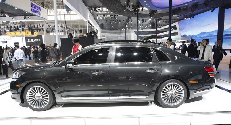 Geely Emgrand GE will see production in China - CarNewsChina.com on geely ge engine, geely ge usa, geely ge vs rolls-royce phantom, geely emgrand ge, geely ge interior, geely ge trucks, geely ge suv,