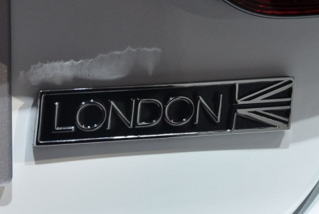 Jaguar London Commemorative Edition