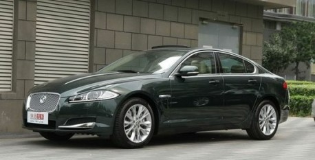 Jaguar XJ and XF will get 2.0 turbo power in China