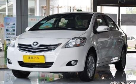 Toyota Vios China