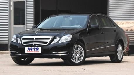 Mercedes-Benz E300L China