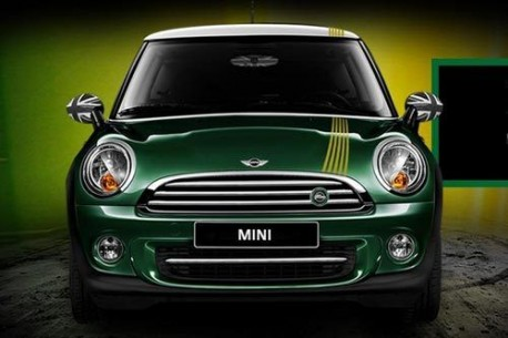 Mini China Olympic Special Edition