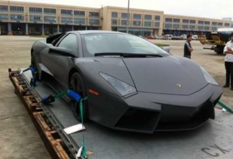 Super Cars China