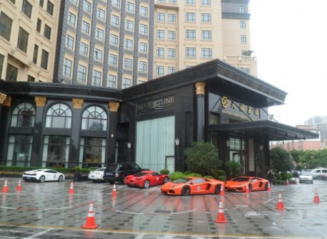 Super Car Super Spot in China, Edition 3
