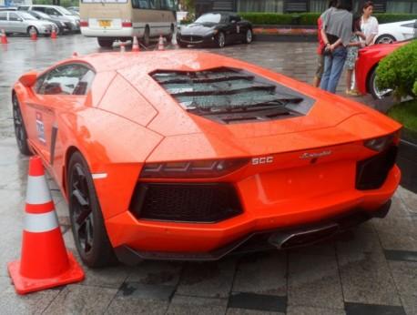 Super Car Super Spot in China, Edition 3
