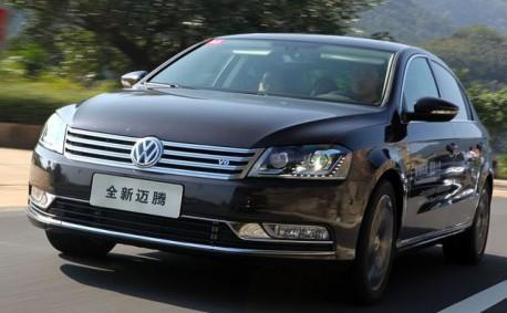 Volkswagen China