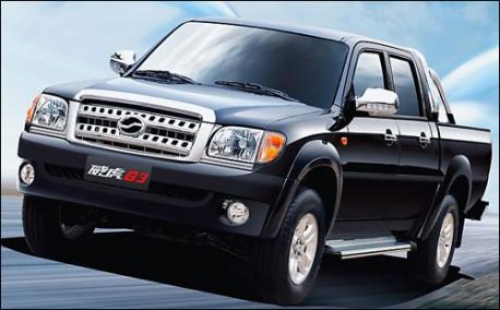Zhongxing Tiger G3 pickup truck