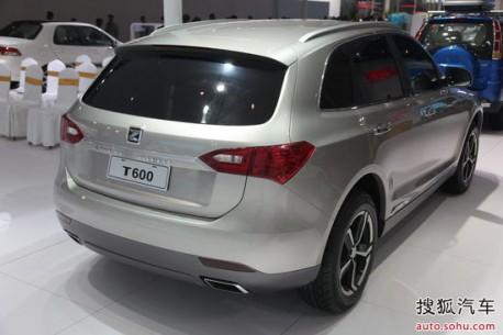 Zotye T600