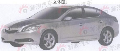 Acura ILX will come to China