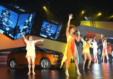Audi Q3 hits the China auto market