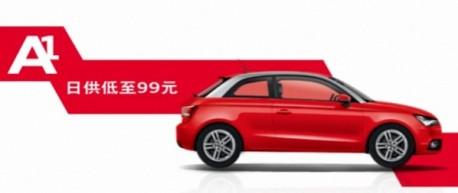 Audi sales in China up 20% in June