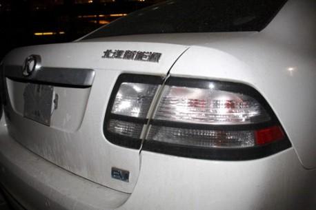 Beijing Auto C60 EV testing in China