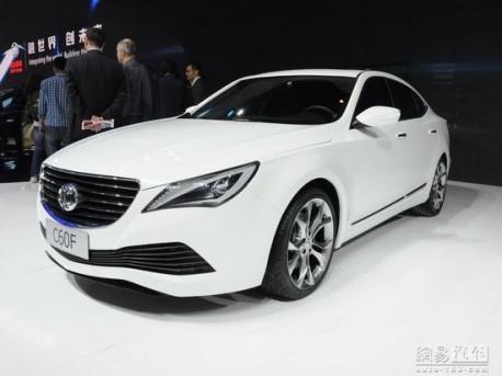 Beijing Auto C60F