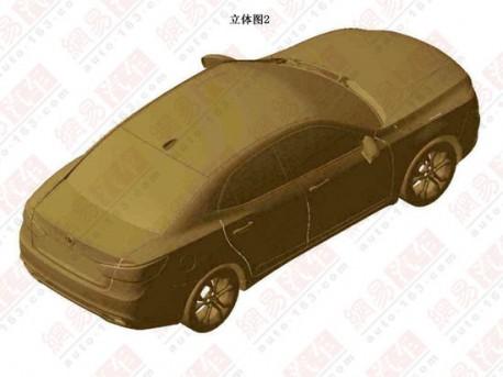 Beijing Auto C60G