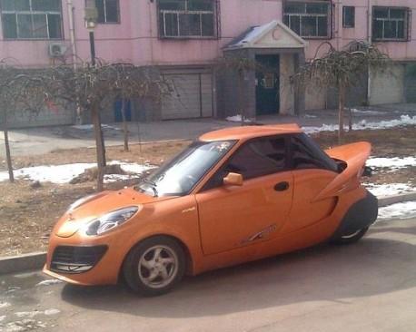 Binzhou Pride 3-wheeler