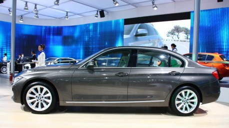 BMW 3Li hits the China auto market