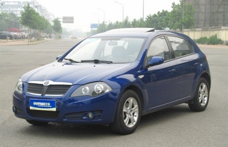 Brilliance Junjie FRV = Brilliance H320