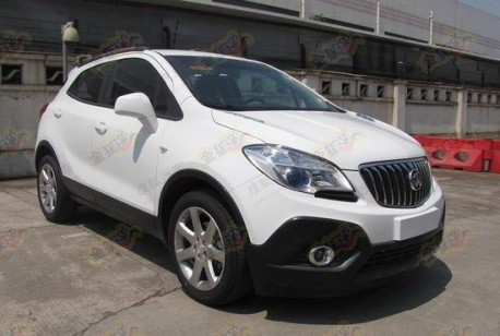 Buick Encore is ready for the China auto market