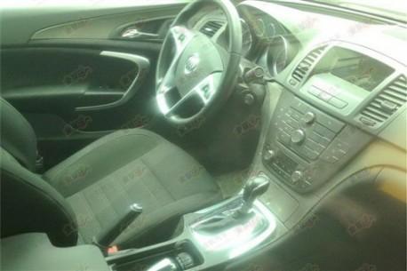 Buick Regal 1.6 Turbo China