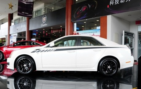 Cadillac CTS Vday special edition