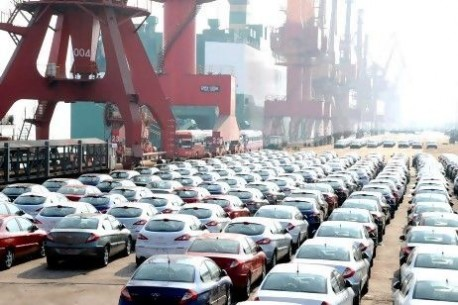 China car export up 26% in H1