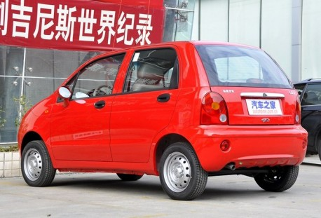 Chery QQ3 Dream Edition