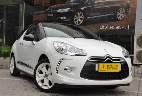 Citroen DS3 will hit the Chinese auto market on August 31