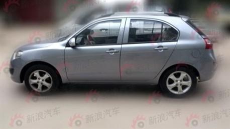 FAW R008 testing in China