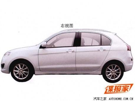 FAW R008 China