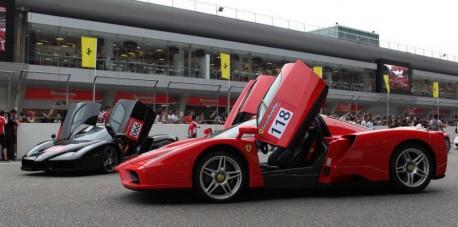 Ferrari Enzo China