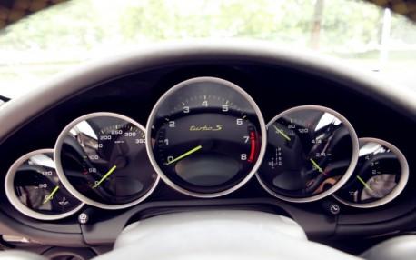 Ferrari & Porsche in China