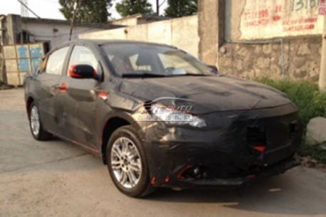 new sedan for Guangzhou-Honda in China