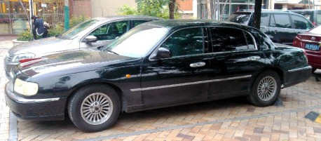 Hongqi (Red Flag) CA7460