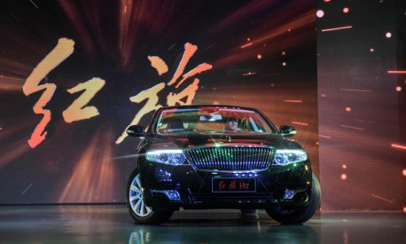 Production Hongqi H7 has started in China