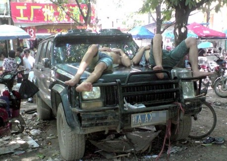 Beijing-Jeep Cherokee is a Bed in China