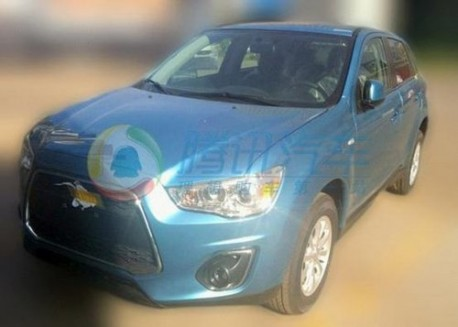 China-made Mitsubishi ASX is almost ready