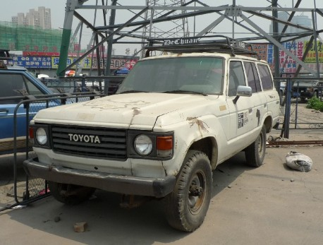 Toyota Land Cruiser 60 Series